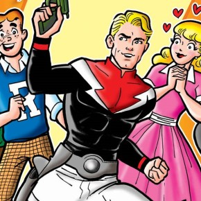 Archie, Flash Gordon Crossover Revealed