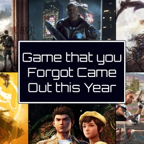 Pixel Related Podcast 2019 Game of the Year Awards – Game you Forgot Came Out thisYear