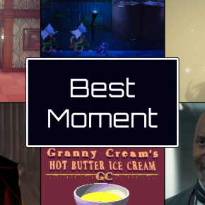 Pixel Related Podcast 2019 Game of the Year Awards – Best Moment