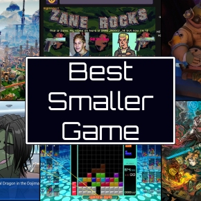 Pixel Related Podcast 2019 Game of the Year Awards – Best SmallerGame