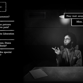 Noir Detective Game 'Interrogation: Deceived' Launches Today on iOS andAndroid