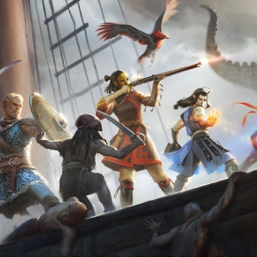 Pixel Related Podcast Review: Pillars of Eternity2