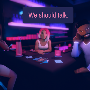 Short-Form Narrative Game 'We should talk.' Launches June 2020 on PC/Mac & Consoles