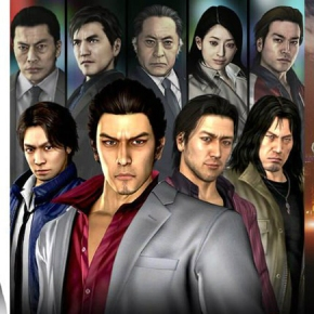 Pixel Related Podcast Review: Yakuza Collection