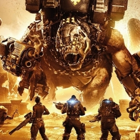 Pixel Related Podcast Episode 114: Gears Tactics, XCOM Chimera Squad and Warhammer 40K