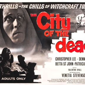 Mini HalloweenyHorror Movie Review: City of the Dead