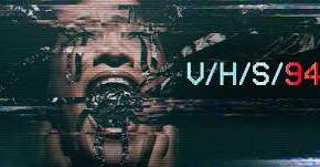 Mini Halloweeny Horror Movie Review:V/H/S/94